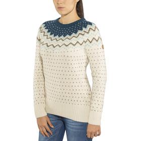 Fjällräven Övik Knit Sweater Women Glacier Green